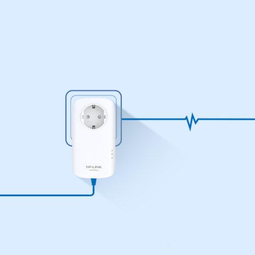 Kit Powerline TP-Link AV1200