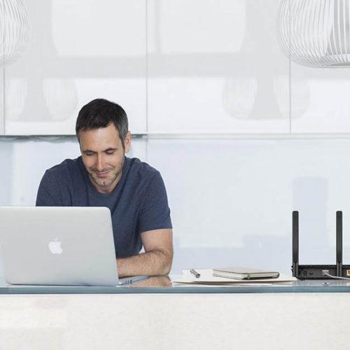 TP-Link protege rede Wi-Fi doméstica com HomeCare
