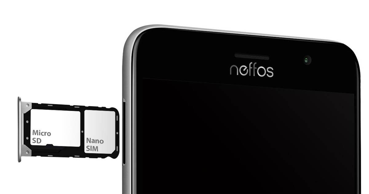 TP-Link apresenta o novo Neffos C7 com câmara e ecrã grande