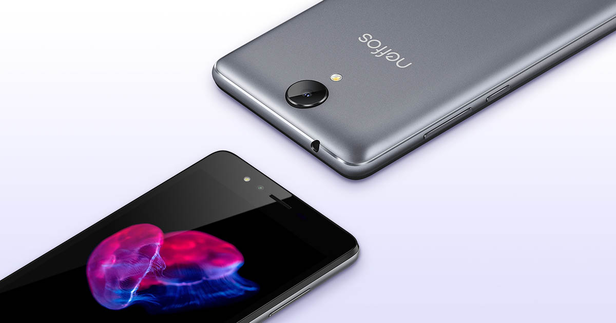 TP-Link apresenta o smartphone low cost Neffos C5A