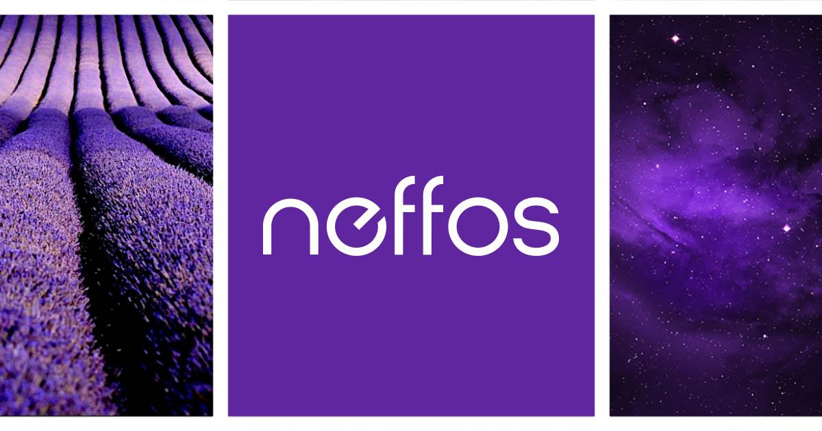 Neffos Pantone 2018