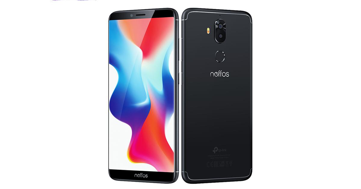 Neffos X9 anunciado com impressionante câmara dupla