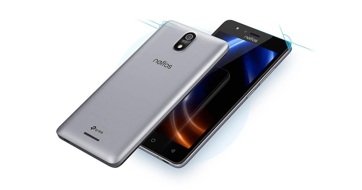 TP-Link lança Neffos C5s com conectividade 4G LTE