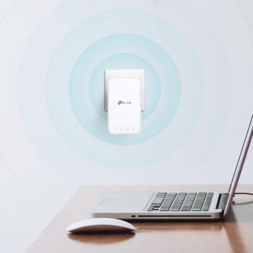 Extensor Wi-Fi AC1200 RE300