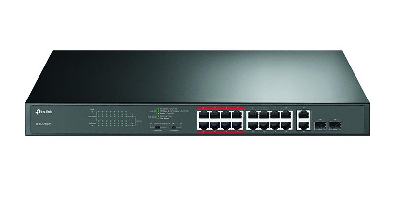 TP-Link reforça o segmento de Switching para sistemas de vigilância IP