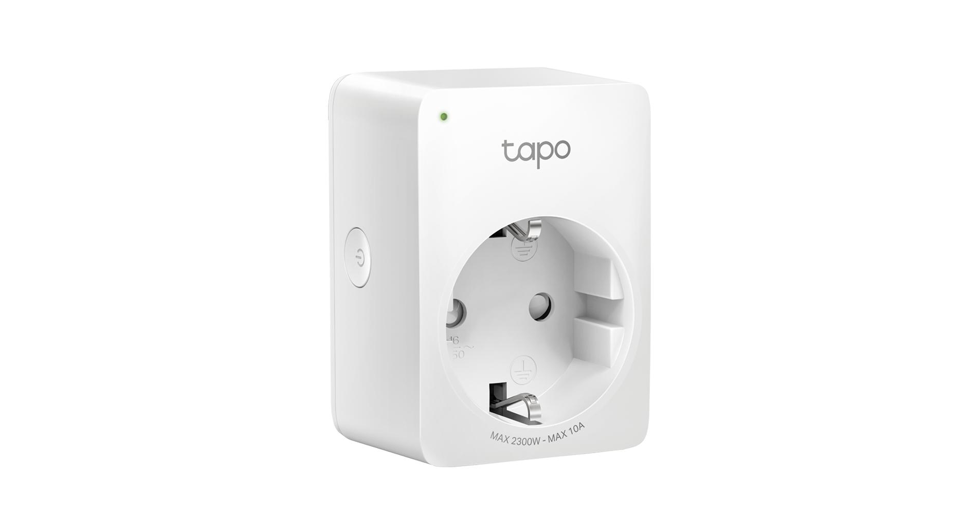 TP-Link apresenta Tapo P100, pensada para pequenos eletrodomésticos