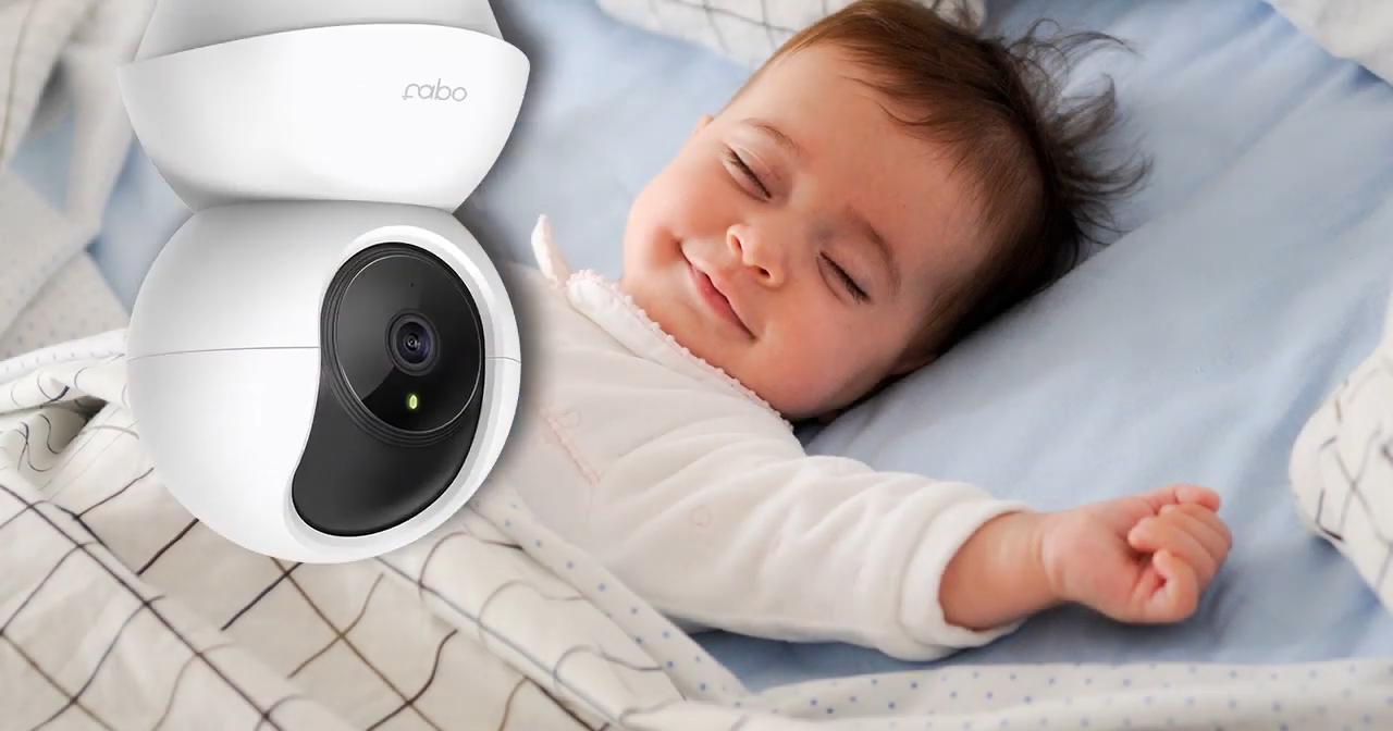 Nova câmara de segurança Tapo 200