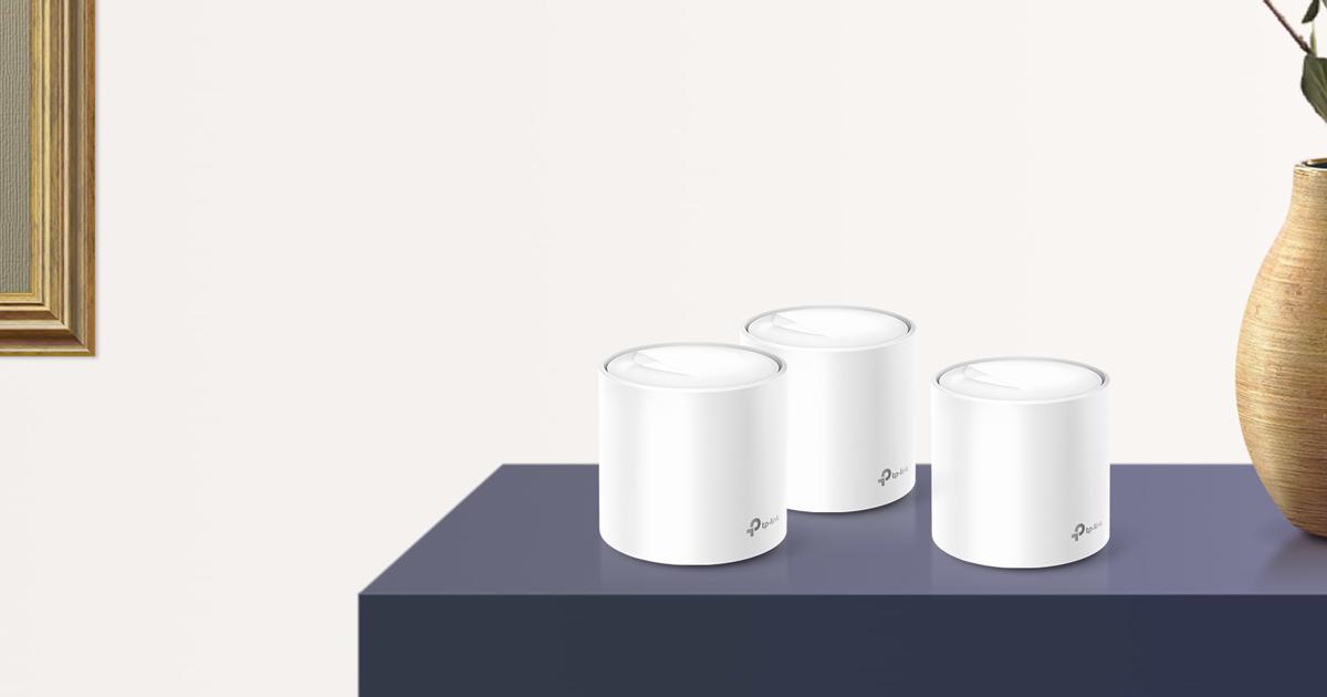 Deco X20, a nova solução Mesh da TP-Link, com Wi-Fi 6 para as casas e utilizadores mais exigentes