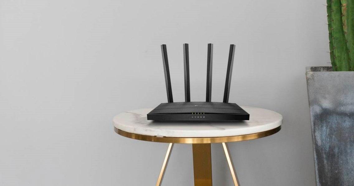 TP-Link projeta as redes domésticas para o futuro com o novo router WiFi Archer C80