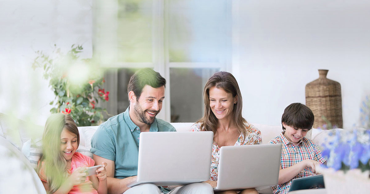Como otimizar a velocidade da ligação de internet em casa?
