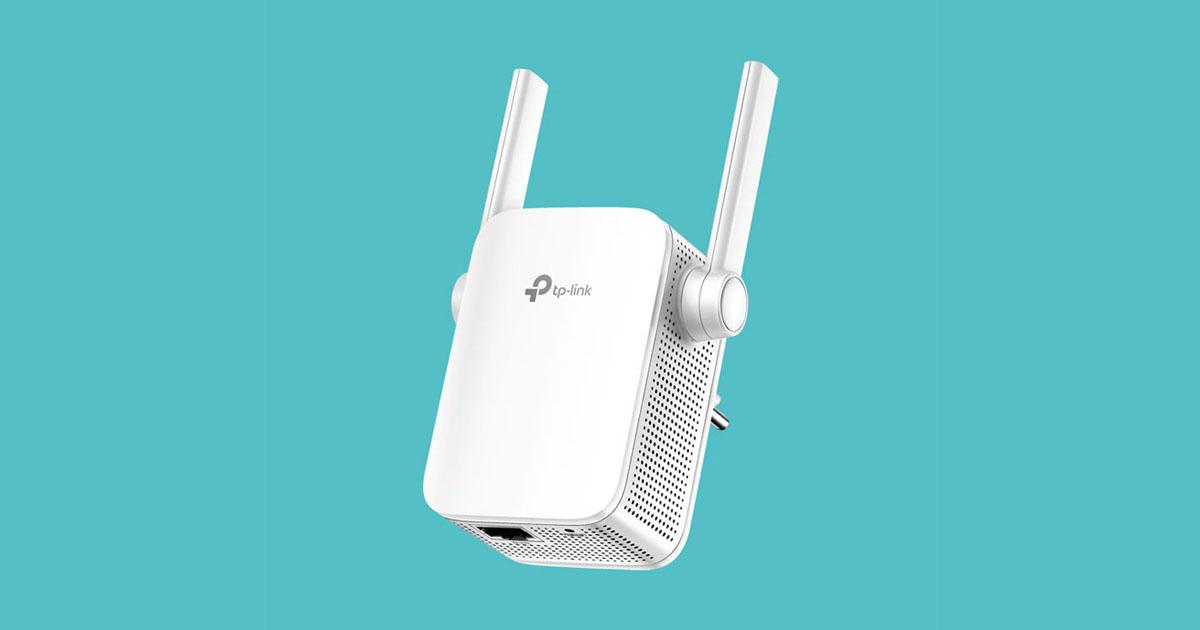 TP-Link lança o novo extensor de rede Wi-Fi RE205