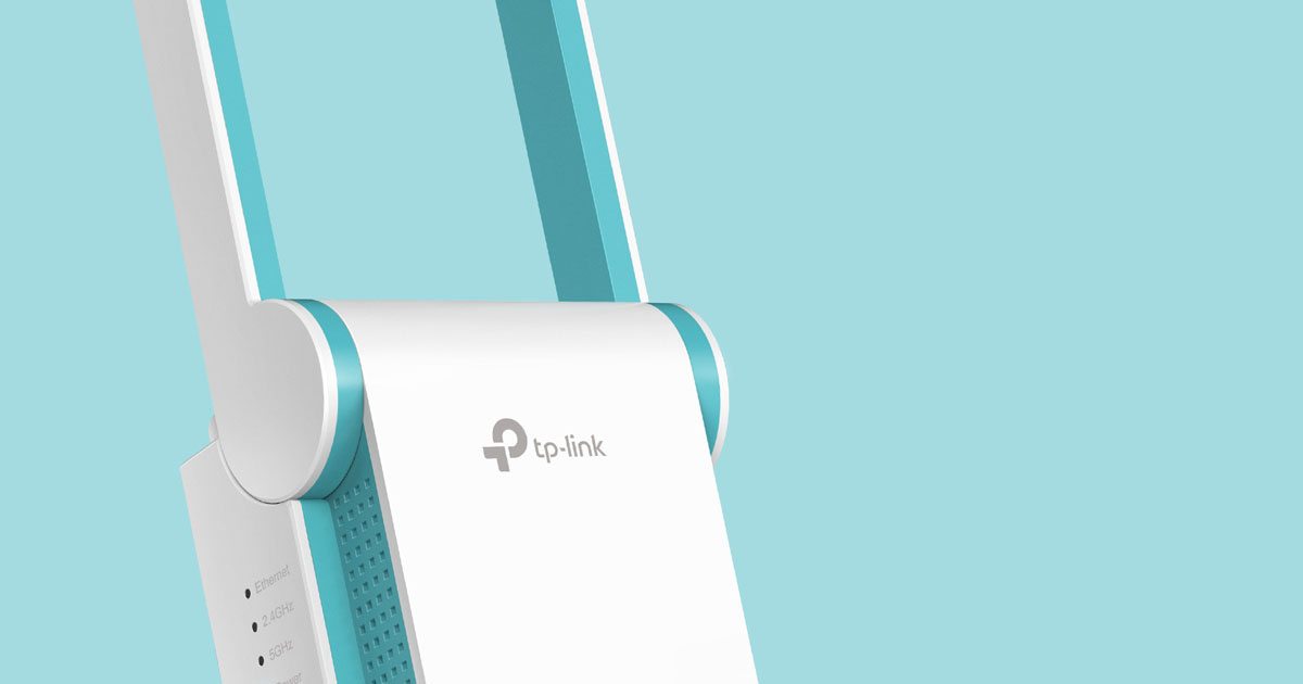 TP-Link apresenta novo extensor de rede RE365