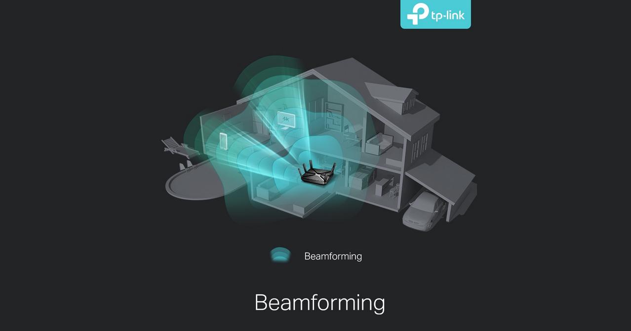 Um futuro mais radiante com as tecnologias Beamforming e MU-MIMO