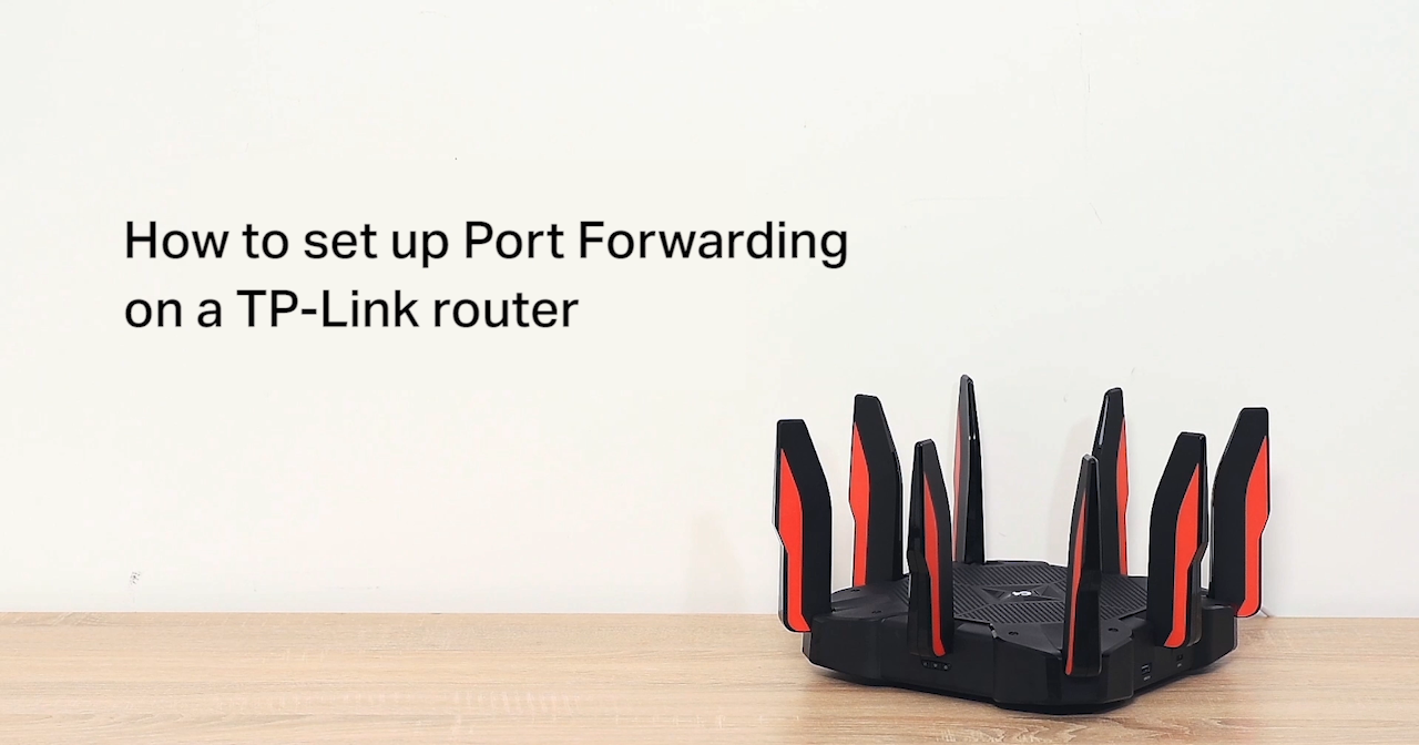 Como Reencaminhar portas do router TP Link Gaming UI