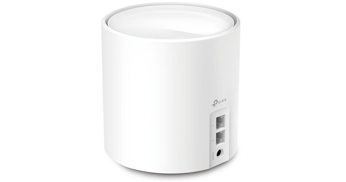 TP-Link apresenta o novo Deco X60 AX3000 com tecnologia Wi-Fi 6 e Mesh