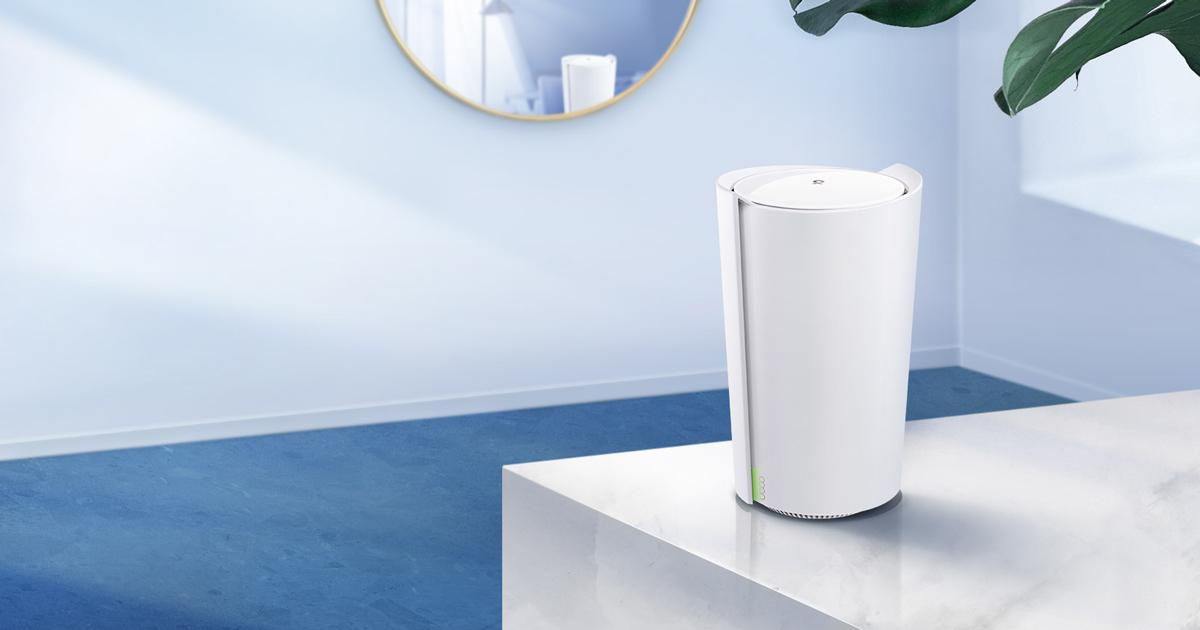 TP-Link revela o Deco X90 – o seu sistema Mesh Wi-Fi6 mais rápido de sempre