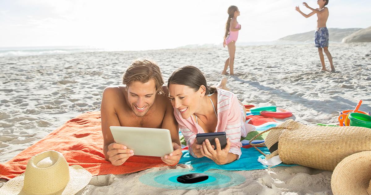 Aproveite as férias ao máximo com a campanha de Verão da TP-Link