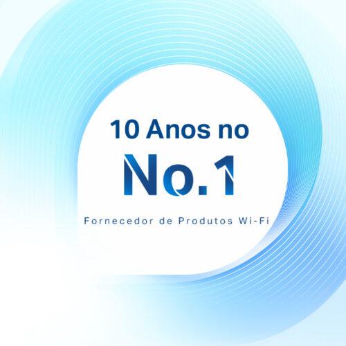 10 anos no No.1