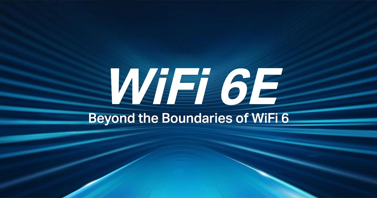 O que é o WiFi 6E? Aqui está tudo o que precisa de saber